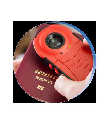 Doculus+ x22 - avec RFID