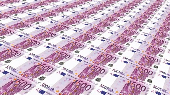 Fin du Billet de 500 €