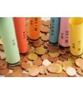 Conditionnements pièces et billets