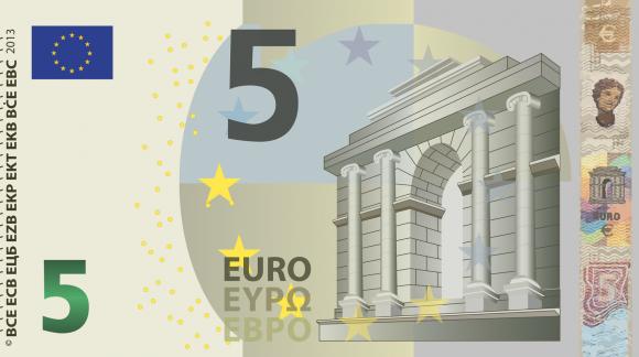 Interview de Christophe Dolbeau, PDG de CTMS, à l'occasion de la sortie du nouveau billet de 5€