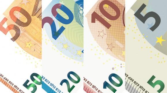 Mise en circulation de nouveaux billets de 50€ par la BCE.