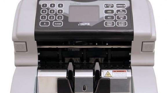La iSNIPER, une compteuse de billets parfaitement adaptée au Franc CFA