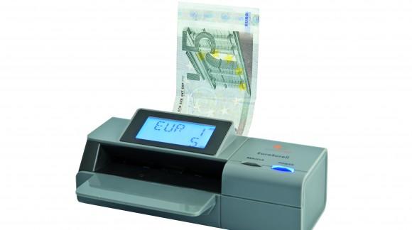 L'EUROSURE cité dans un article concernant les détecteurs de faux billets